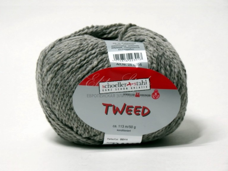Пряжа  Твид/Tweed Austermann
